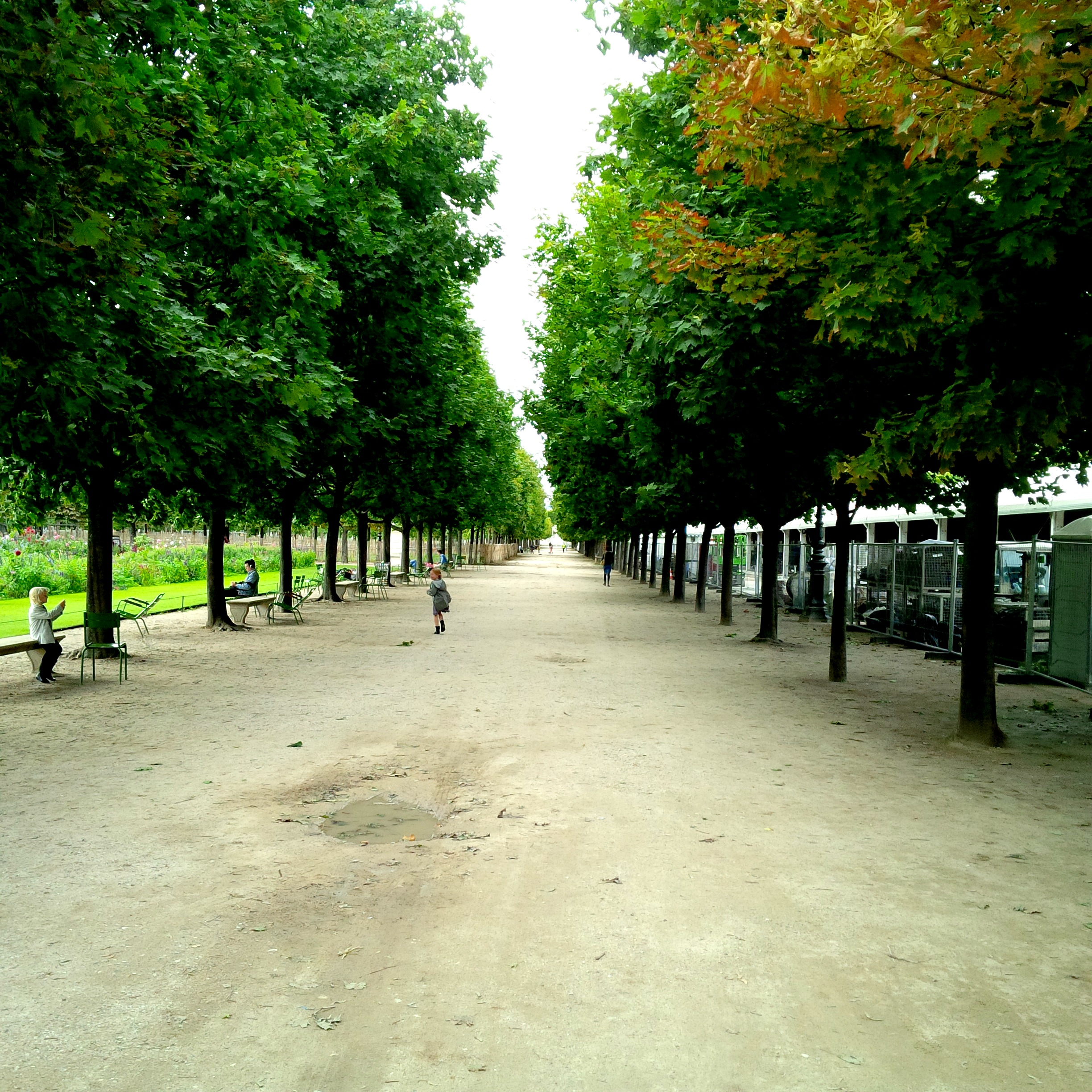 Over The Garden Walk: My Idea Of A Perfect Day In Paris