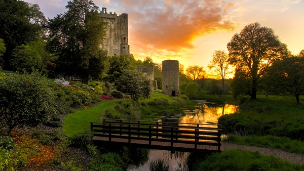 bright-blarney-sunset